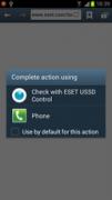 ESET объявляет о выходе нового приложения ESET USSD Control для смартфонов