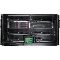 Шасси (корпус) HP BLc3000 с 2 блоками питания пер-го тока и 4 вентиляторами Trial ICE