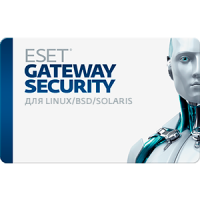 ESET Gateway Security для Linux/BSD/Solaris
