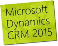 Microsoft Dynamics CRM Server 2015