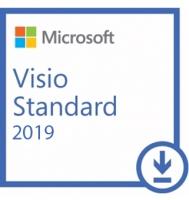 Microsoft Visio Стандартный 2019