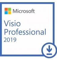Microsoft Visio Профессиональный 2019
