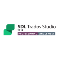 SDL Trados Studio 2017 Professional
