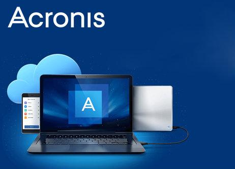 Переход с Acronis Backup Standard на Backup Advanced со скидкой 50%!