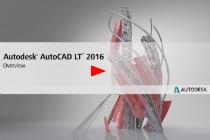 Обзор AutoCAD LT 2016 (англ.)